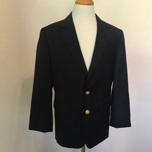 CLASS CLUB GOLD LABEL Navy Jacket Boys Size 10